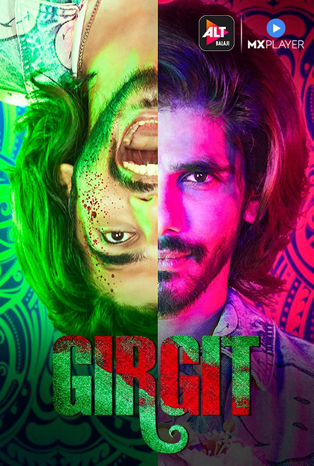 Download Girgit 2021 S01 Hindi MX Original Complete Web Series 480p HDRip 550MB