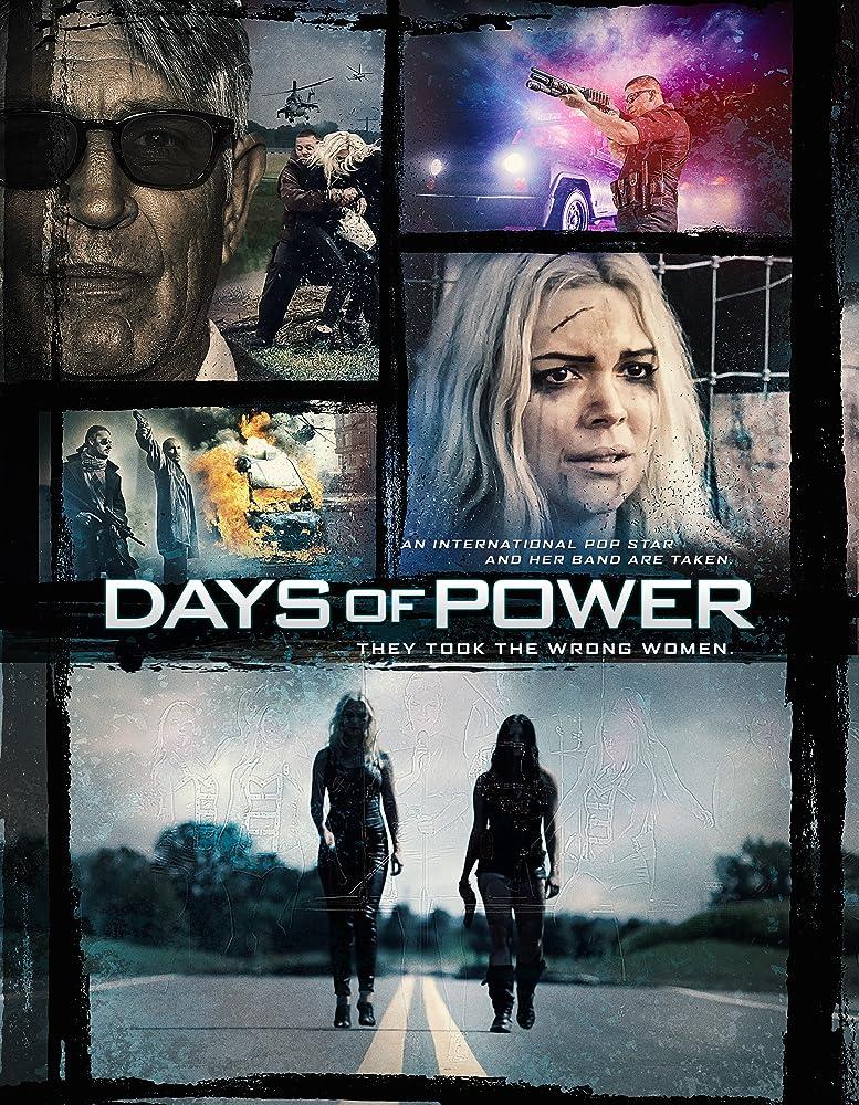 Lời Mời Nguy Hiểm - Days Of Power