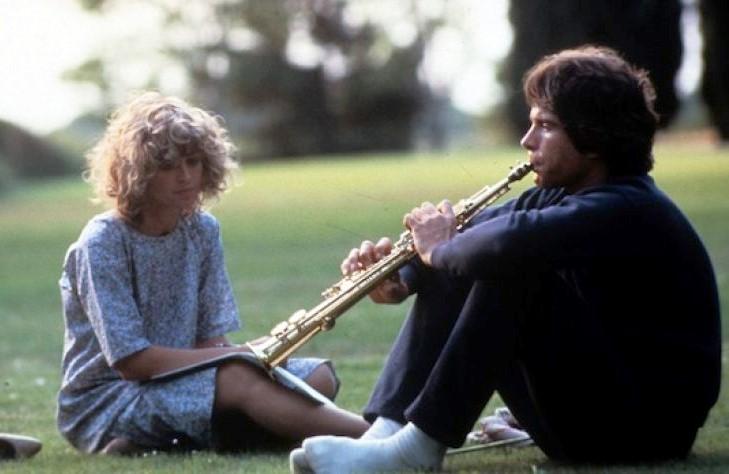 Warren Beatty and Julie Christie in Heaven Can Wait 1978