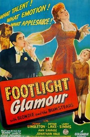 Where to stream Footlight Glamour