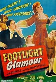 Footlight Glamour Poster
