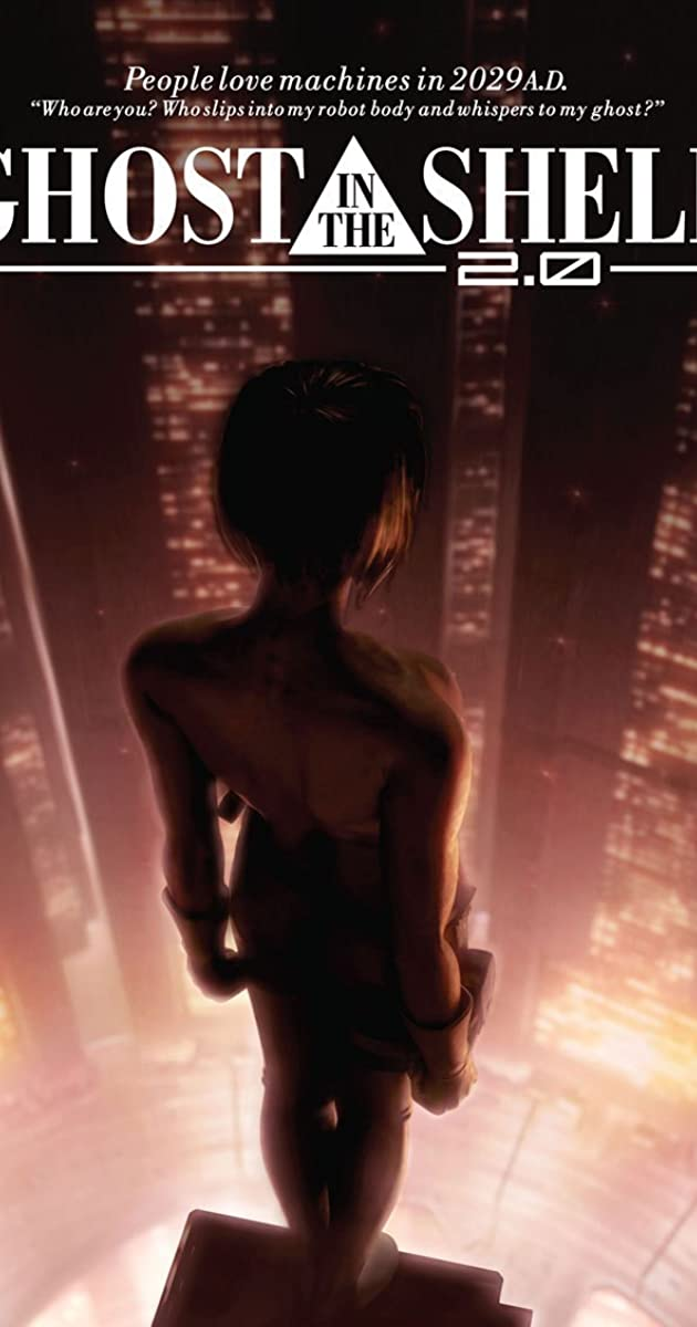 Ghost in the Shell 2.0 (2008) Subtitles