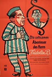 The Adventures of Fridolin Poster