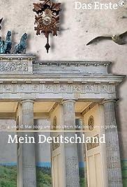 Mein Deutschland Poster