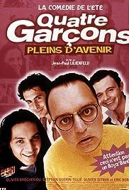 Download Quatre garçons pleins d'avenir (1997) Movie