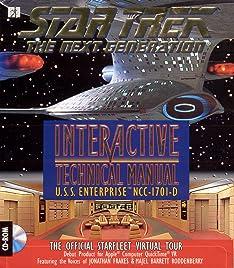 star trek the next generation interactive technical manual video rh imdb com Star Trek Enterprise Enterprise Wallpaper