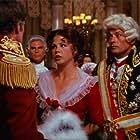Stanley Baker and Ottavia Piccolo in Zorro (1975)