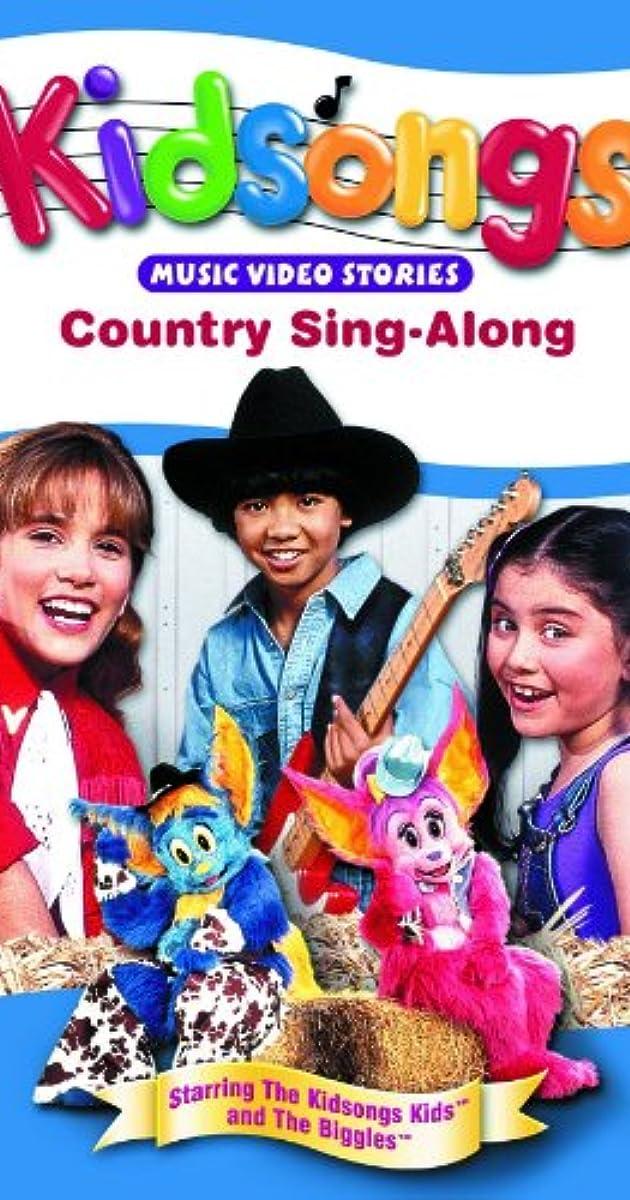 Kidsongs: Country Sing-Along (Video 1995) - IMDb