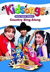 Kidsongs: Country Sing-Along USA