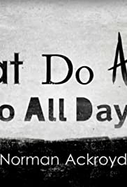 What Do Artists Do All Day? Poster