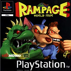 the Rampage: World Tour download