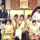 Yûsuke Yamamoto, Shunsuke Daitô, Manpei Takagi, Haruna Kawaguchi, Yûdai Chiba, and Shinpei Takagi in Gekijôban Ôran kôkô hosutobu (2012)