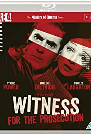 Witness for the Prosecution (1957) 720p
