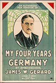 My Four Years in Germany Poster