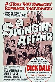 A Swingin' Affair Poster