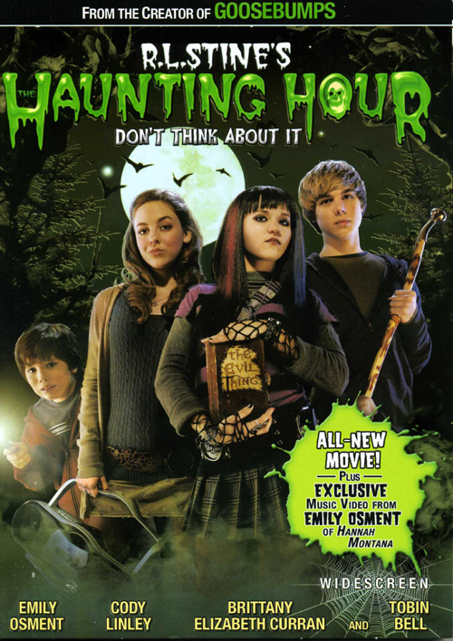 The Haunting Hour: Don't Think About It 2007 Hindi Dual Audio 480p HDRip 330MB ESubs