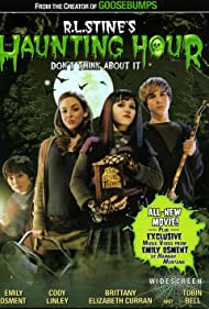 Tobin Bell, Cody Linley, Emily Osment, Brittany Curran, Katelyn Pippy, and Colleen Dengel in The Haunting Hour: Don't Think About It (2007)