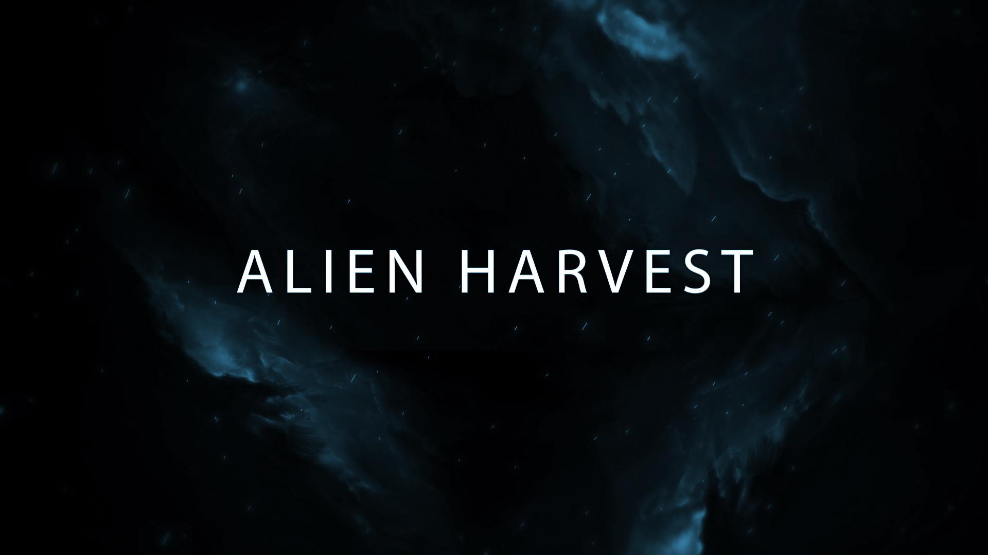 Alien Harvest Imdb