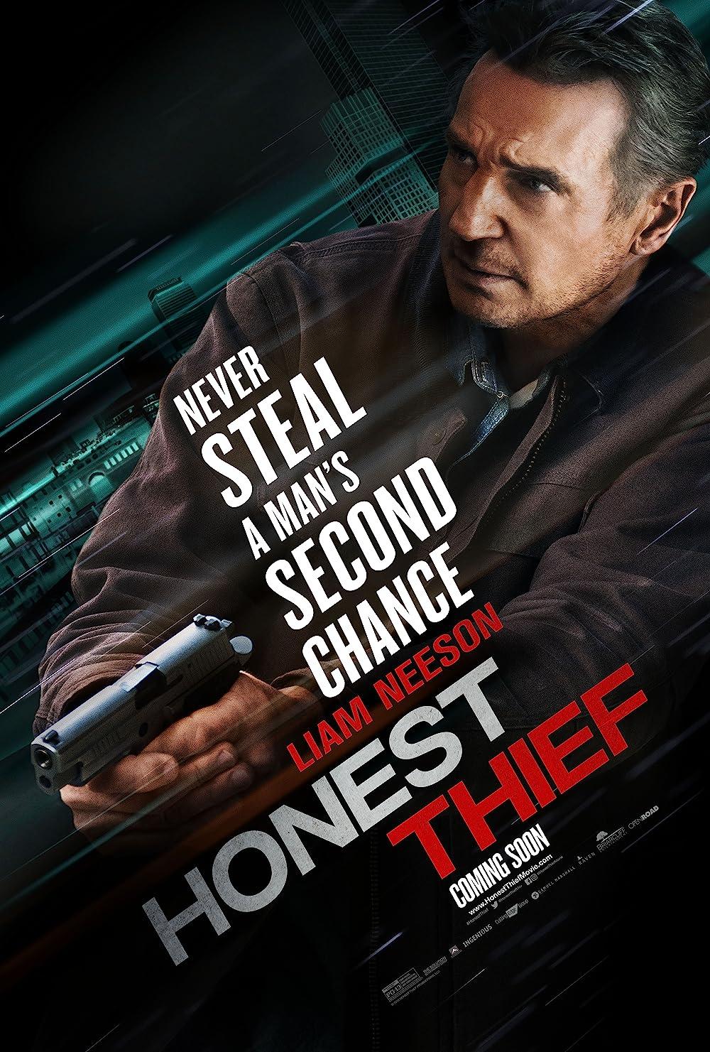 Honest Thief (2020) - IMDb