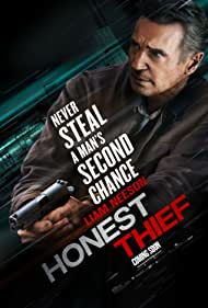 Liam Neeson in Honest Thief (2020)