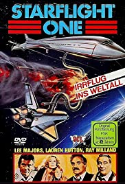 Starflight: The Plane That Couldn't Land Poster