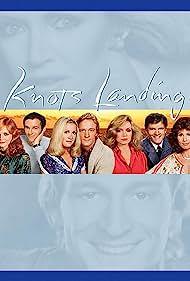 Donna Mills, Joan Van Ark, Michele Lee, Constance McCashin, John Pleshette, and Ted Shackelford in Knots Landing (1979)