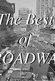 The Best of Broadway Poster