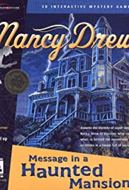 Nancy Drew: Message in a Haunted Mansion Poster