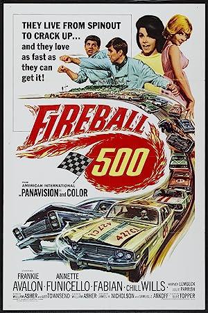 Where to stream Fireball 500