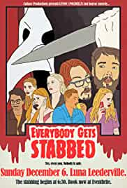 Everybody Gets Stabbed (2020) HDRip English Movie Watch Online Free