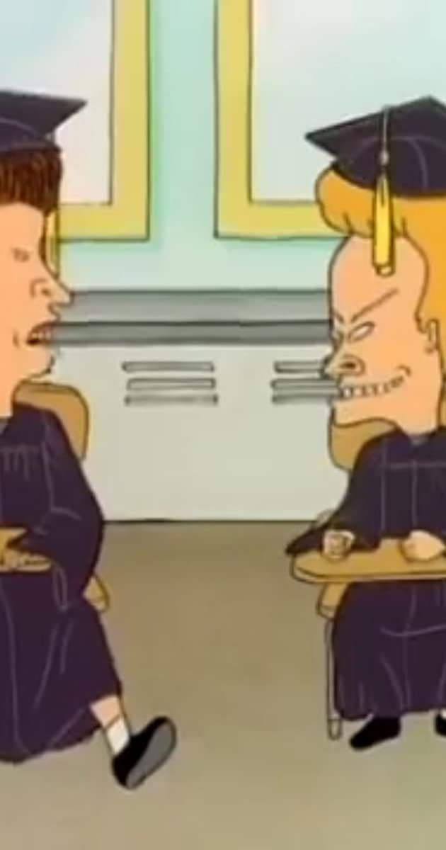 """Beavis and Butt-Head"" Graduation Day (TV Episode 1997) - IMDb"
