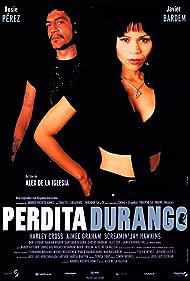 Javier Bardem and Rosie Perez in Perdita Durango (1997)