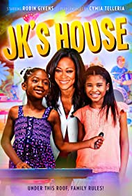 Robin Givens, Taylor Faye Ruffin, and Jakayla Lawrence in JK's House (2013)