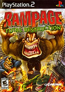 Rampage: Total Destruction tamil dubbed movie download