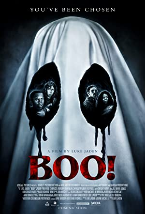 Boo! Poster