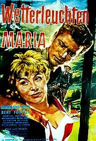 Marianne Hold in Wetterleuchten um Maria (1957)