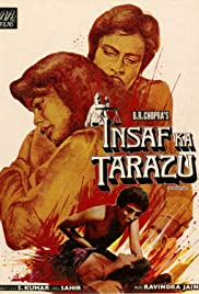 Insaf Ka Tarazu(1980) Poster - Movie Forum, Cast, Reviews