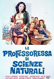 La professoressa di scienze naturali Poster