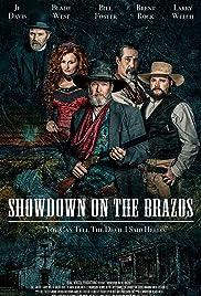 Showdown on the Brazos Poster