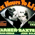 Warner Baxter and Miriam Jordan in 6 Hours to Live (1932)