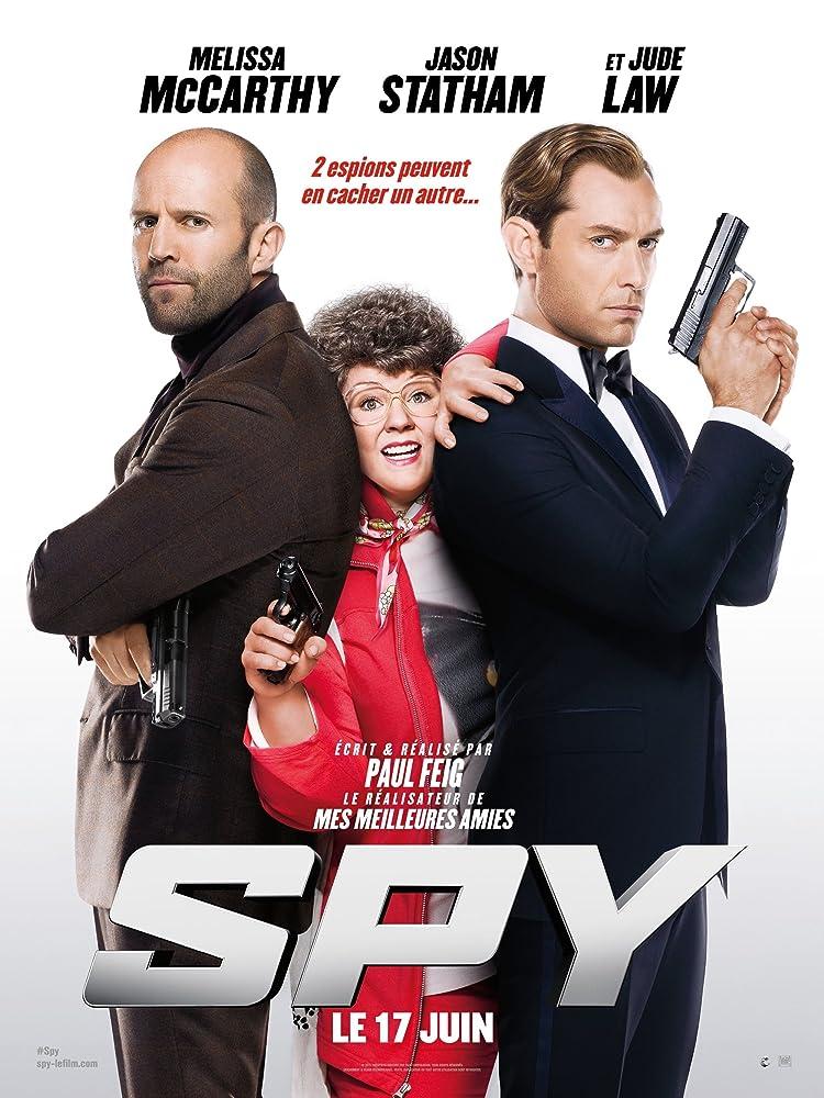 Spy (2015) Subtitle Indonesia