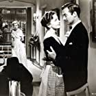 Joan Fontaine, Joan Leslie, and Zachary Scott in Born to Be Bad (1950)