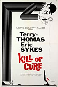 Kill or Cure Poster - Movie Forum, Cast, Reviews