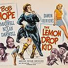 Bob Hope, Jane Darwell, Harry Bellaver, Fred Clark, William Frawley, Andrea King, Marilyn Maxwell, and Lloyd Nolan in The Lemon Drop Kid (1951)
