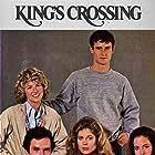 Linda Hamilton, Bradford Dillman, Mary Frann, Marilyn Jones, and Daniel Zippi in King's Crossing (1982)