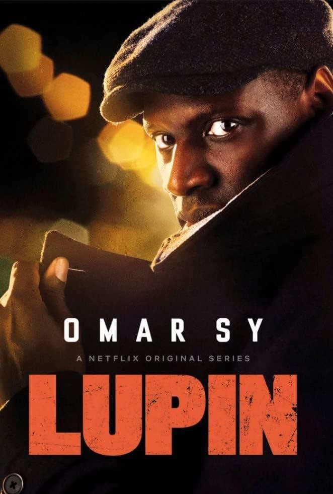 Lupin (2021) Season 1 Part 2 Hindi Dubbed (Netflix)