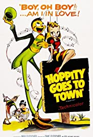 Mr. Bug Goes to Town Poster