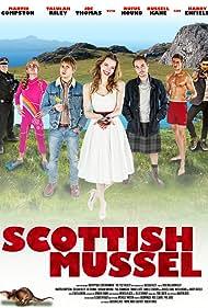 Martin Compston, Talulah Riley, Morgan Watkins, Joe Thomas, and Paul Brannigan in Scottish Mussel (2015)