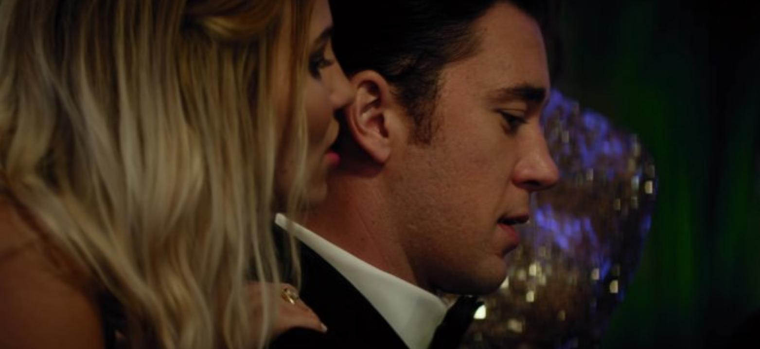 Still of Billy Flynn and Laura Flannery from Dead Upon Arrival