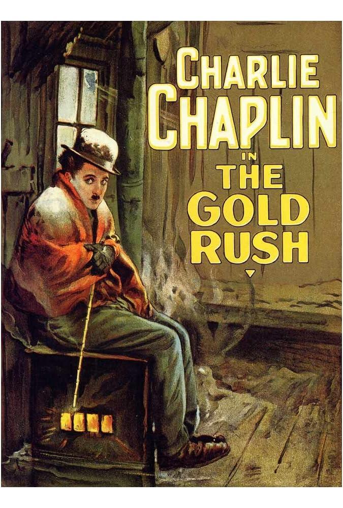 The Gold Rush(1925)
